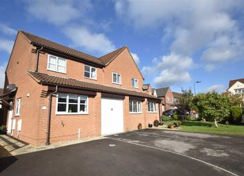 Thumbnail 3 bedroom semi-detached house for sale in Lapwing Close, Bradley Stoke, Bristol