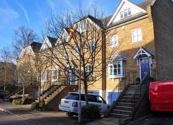 Thumbnail 4 bedroom end terrace house for sale in Molteno Road, Nascot Wood, Watford, Herts