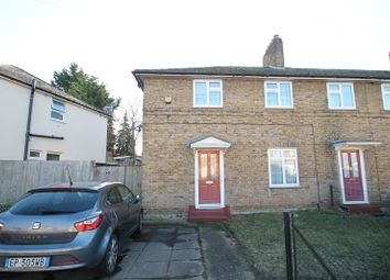 Thumbnail 3 bed end terrace house to rent in Yew Avenue, West Drayton