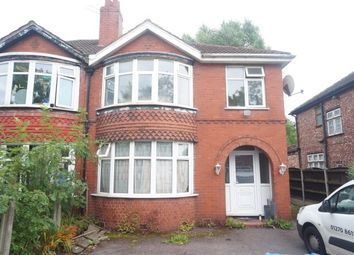 Thumbnail 3 bed property to rent in Birchfield Road, Manchester
