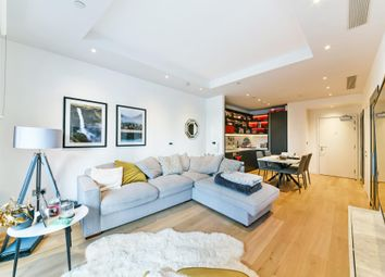 Thumbnail 1 bed flat for sale in Corson House, London City Island, London
