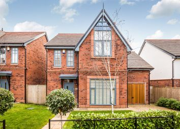 Thumbnail 4 bed detached house for sale in Edward Price Close, Parkgate, Neston