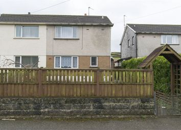 Thumbnail 2 bed semi-detached house for sale in Bro Rhydybont, Rhydybont, Llanybydder, Carmarthenshire