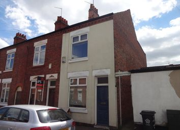 Thumbnail 2 bed terraced house to rent in Raymond Road, Leicester, Leicestershire