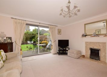 Thumbnail 4 bed detached house for sale in Wroxham Way, Ilford, Essex