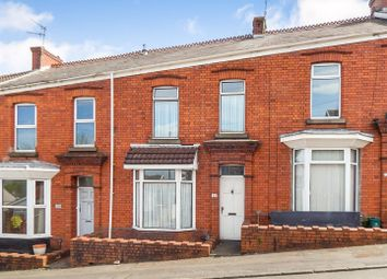 Thumbnail 3 bedroom terraced house for sale in Parry Road, Morriston, Swansea