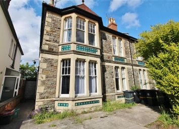 Thumbnail 1 bedroom flat for sale in Linden Road, Westbury Park, Bristol, Somerset