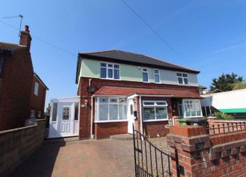 Thumbnail 2 bed semi-detached house for sale in Perebrown Avenue, Great Yarmouth