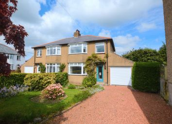 Thumbnail Semi-detached house for sale in Ryecroft Crescent, Wooler, Northumberland