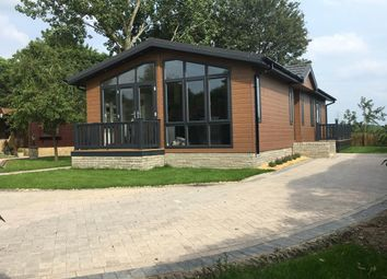 Thumbnail 2 bed property for sale in Lincoln Farm Park, Standlake, Witney