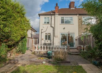 Thumbnail 3 bed end terrace house for sale in Woodyates Road, London
