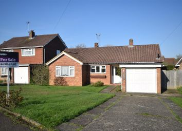 Thumbnail 3 bed detached bungalow for sale in Forest Way, Ashtead
