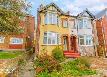 Thumbnail 4 bed semi-detached house for sale in Bosworth Road, Barnet, Hertfordshire