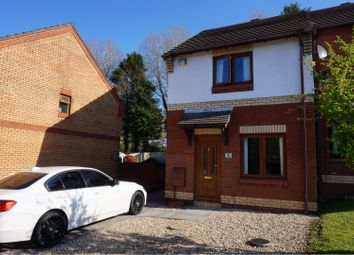 Thumbnail 2 bed end terrace house to rent in Ffordd Scott, Birchgrove