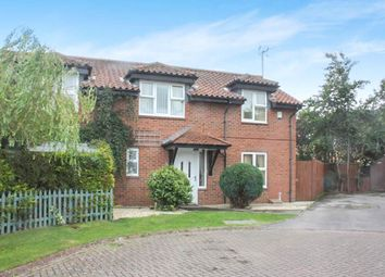 Thumbnail 3 bedroom semi-detached house for sale in Dickens Close, Huntington, York