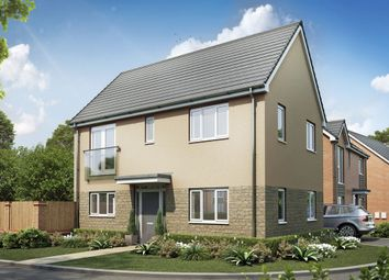 Thumbnail 2 bed semi-detached house for sale in Plot 109, The Kea, Egstow Park, Off Derby Road, Clay Cross, Chesterfield