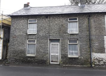 Thumbnail 2 bed end terrace house for sale in Cwmann Terrace, Cwmann, Lampeter