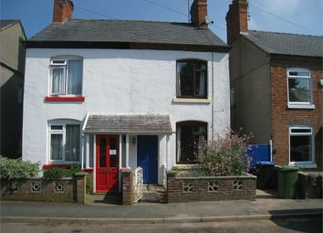 Thumbnail 2 bed semi-detached house to rent in Peveril Road, Ashby Magna, Lutterworth, Leicestershire