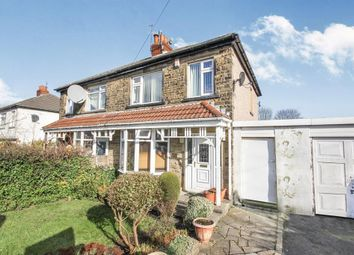Thumbnail 3 bed semi-detached house to rent in Springwood Avenue, Bradford