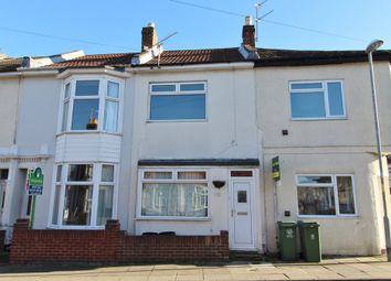 Thumbnail 3 bed terraced house for sale in Prince Albert Road, Southsea