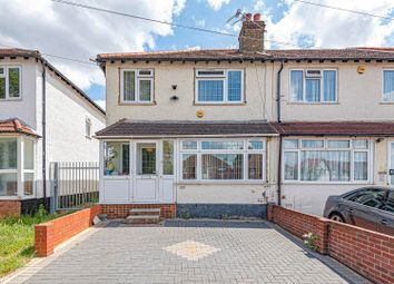 3 bed end terrace house to rent in Park View Road, Uxbridge, Middlesex UB8