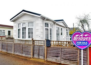 Thumbnail 1 bed property for sale in Fairoaks Residential Park, Guildford, Surrey