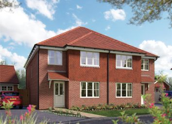 Thumbnail 4 bed semi-detached house for sale in Emmbrook Place, Matthewsgreen Road, Wokingham, Berkshire