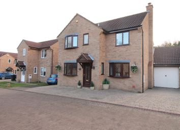 Thumbnail 4 bed property for sale in Scott Close, Daventry