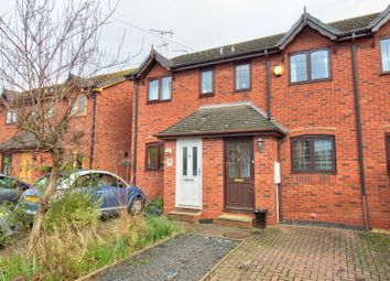 Thumbnail 2 bed terraced house for sale in Winston Road, Swindon, Dudley
