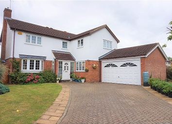 Thumbnail 6 bed detached house for sale in Ovitts Close, Winslow