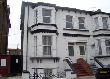 Thumbnail 1 bed flat to rent in Athelstan Road, Cliftonville, Margate