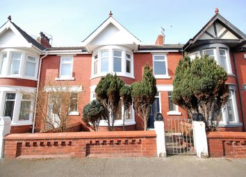 Thumbnail 3 bed terraced house for sale in Saville Road, Blackpool, Lancashire