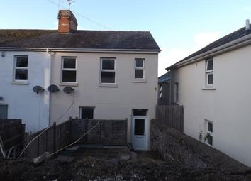 Thumbnail 2 bed semi-detached house for sale in Tudor Road, Newton Abbot, Devon