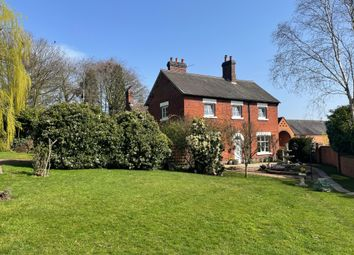 Thumbnail 6 bed farmhouse for sale in Bowers Farm, Bowers, Standon, Staffordshire.