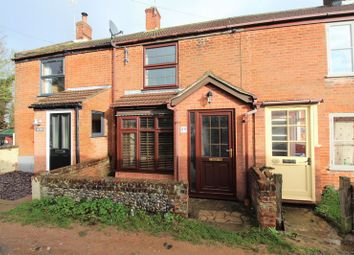 Thumbnail 2 bed terraced house for sale in Repps Road, Martham, Great Yarmouth