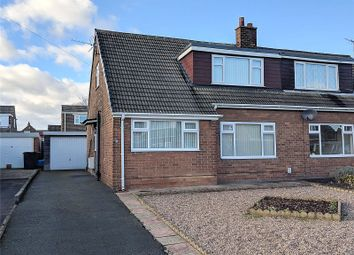 Thumbnail 3 bedroom semi-detached house to rent in Parkfield Avenue, Mirfield, West Yorkshire