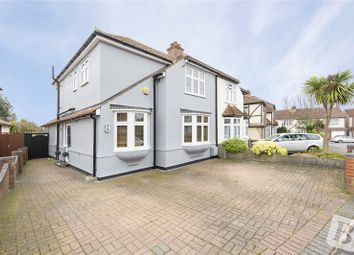 Thumbnail 3 bed semi-detached house for sale in Whitethorn Gardens, Hornchurch