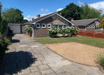 Thumbnail 4 bed bungalow to rent in Binsted Avenue, Elmer, Bognor Regis