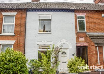 Thumbnail 3 bedroom terraced house for sale in West End Street, Norwich