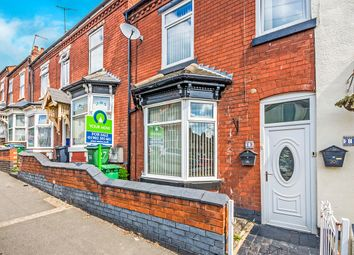 Thumbnail 3 bedroom terraced house for sale in Wharfedale Street, Wednesbury