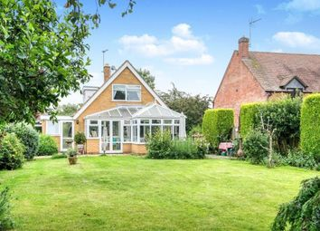 Thumbnail 3 bedroom detached house for sale in The Paddocks, Lenchwick, Evesham, Worcestershire