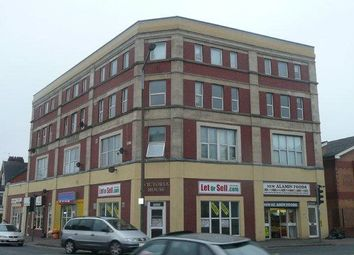 Thumbnail 1 bedroom flat to rent in Victoria House, 93-95 Tudor Street, Grangetown