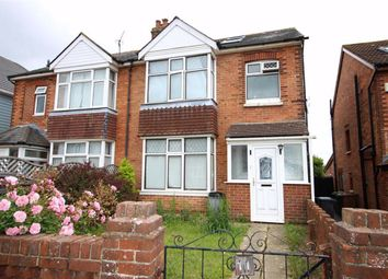 Thumbnail 4 bed semi-detached house for sale in St Andrews Road, Farlington, Portsmouth