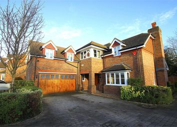 Thumbnail 5 bed detached house for sale in Richings Place, Richings Park, Buckinghamshire