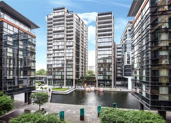 Thumbnail 1 bed flat for sale in Peninsula Apartments, London