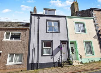 Thumbnail 3 bedroom terraced house for sale in High Street, Maryport