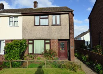 Thumbnail 3 bed terraced house to rent in Hare Tor Close, Okehampton