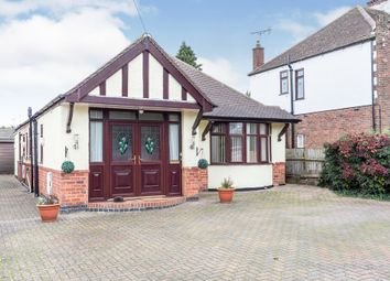 Thumbnail Detached bungalow for sale in Kettering Road North, Abington, Northampton