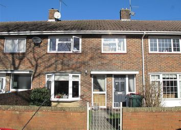 Thumbnail 3 bed terraced house to rent in Whittington Road, Crawley