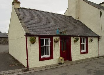 Thumbnail 1 bed semi-detached bungalow for sale in Bruce Cottage, 3 Bruce Street, Whithorn